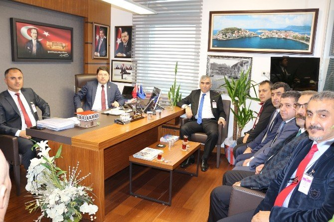GMİS'ten Ankara Çıkarması