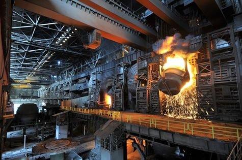 İsdemir, sıvı demir çelik üretiminde 5 milyon tonu geçti