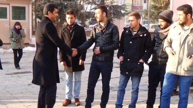 Hakkari'de Bir Öğrenci Tutuklandı
