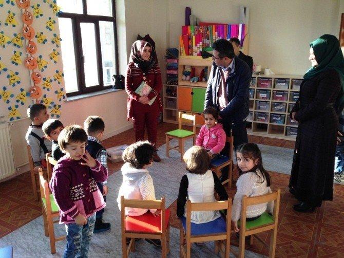 Kaymakam Öztürk'ten Adem'e Ziyaret