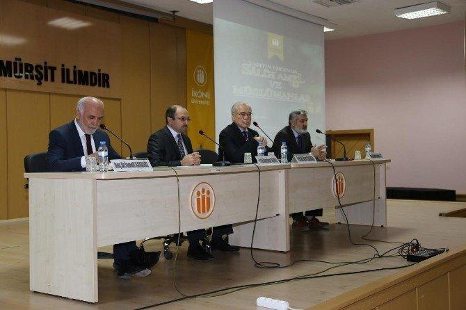 'Vahyin Işığında Salih Amel Ve Müslümanlar' Konusu Ele Alındı