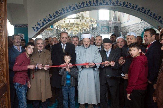 Yavuz Sultan Selim Camii Dualarla Hizmete Açıldı
