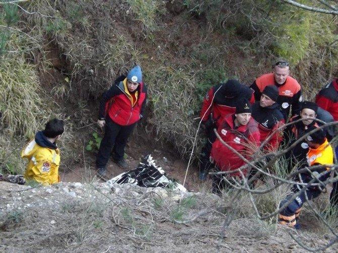 Kayıp Kadının 4 Gün Sonra Cansız Bedenine Ulaşıldı