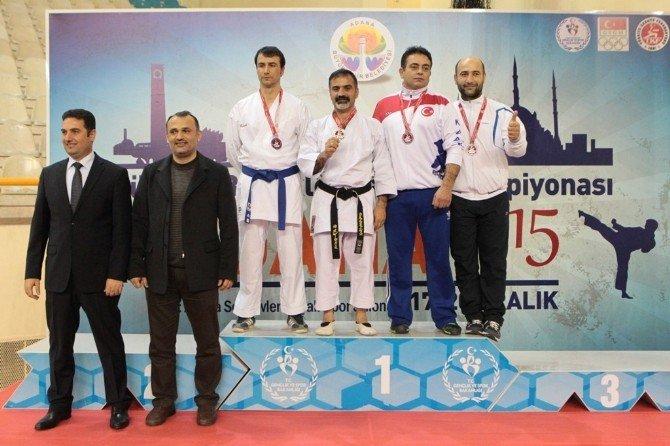 Türkiye Büyükler Ve Veteranlar Karate Şampiyonası