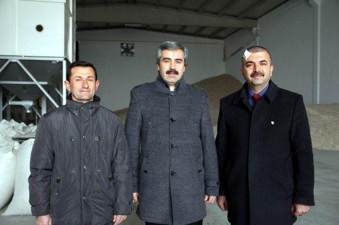 Kayseri Gıda Tarım Ve Hayvancılık İl Müdürü Özkan Kayacan: