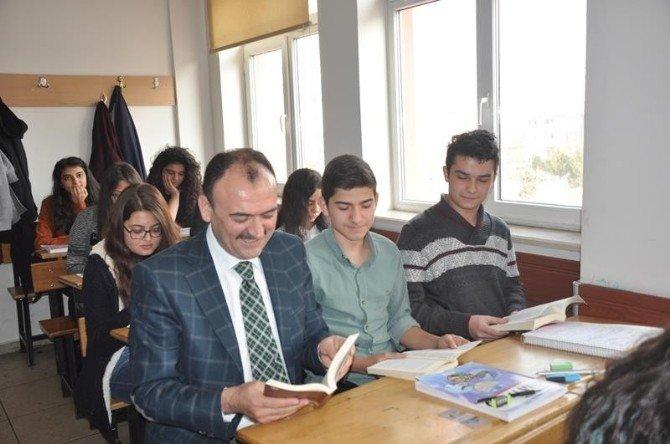 İl Milli Eğitim Müdürü Bilal Yılmaz Çandıroğlu: