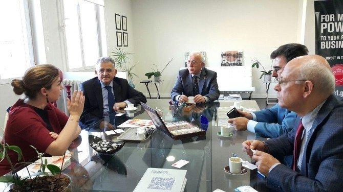 KTO Heyetinin İspanya'ya İş Gezisi Başarı İle Tamamlandı