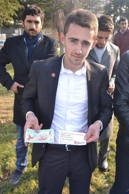SP Gençlik Kollarından 'Yılbaşında Şans Oyunları Oynamayın' Çağrısı