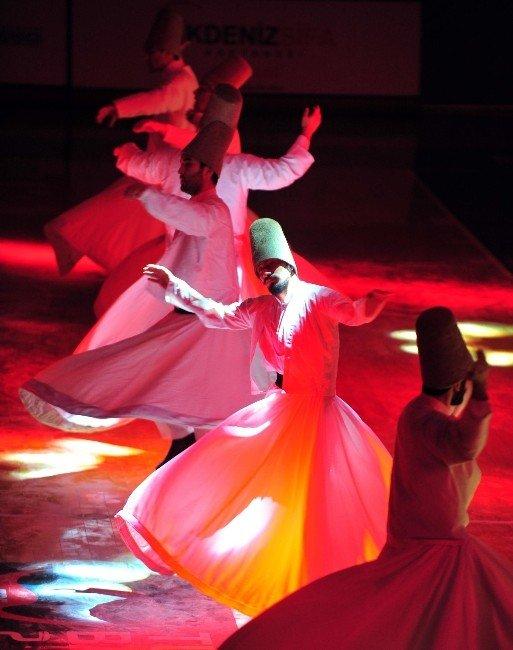 Antalya'da Şeb-i Arus Yaşandı