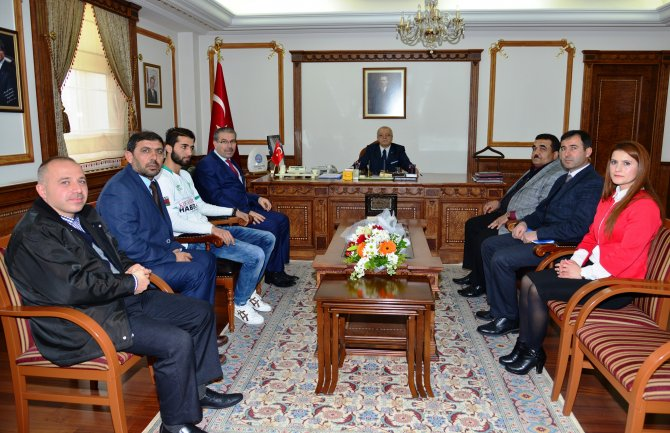 Vali Şentürk: Dünyada en fazla ensar-muhacir kabul eden ülke Türkiye'dir