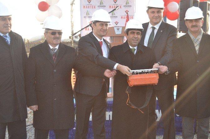 TÜBİTAK Marmara Teknokent Binasının Temeli Atıldı