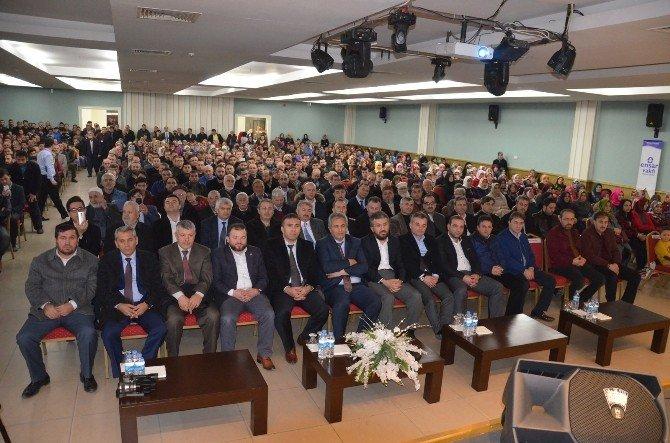 "Fatsa'da ""İlk Mektebimiz Ailemiz"" Konferansı"