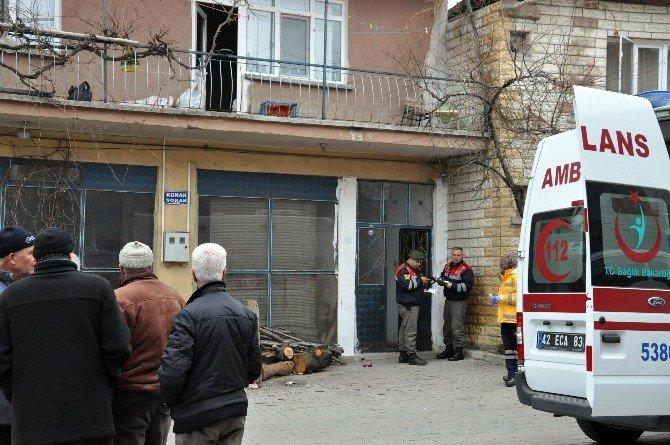 Akşehir'de Karbonmonoksit Zehirlenmesi: 1 Ölü