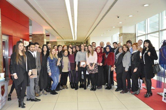 Eco Fashıon Sergisi Sanatseverlere Kapılarını Açtı
