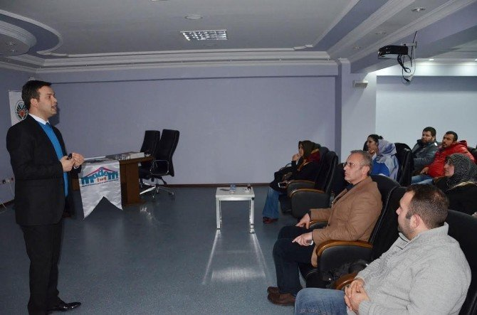 Madem'den, Türk Telekom Personeline Seminer