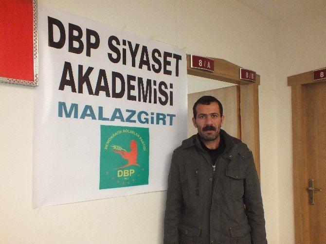 Malazgirt'te 'Siyaset Akademisi' Açıldı