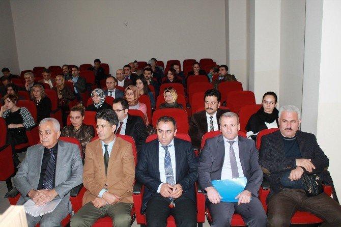 Manavgat İlçe Milli Eğitim Müdürü Muammer Sarıdemir: