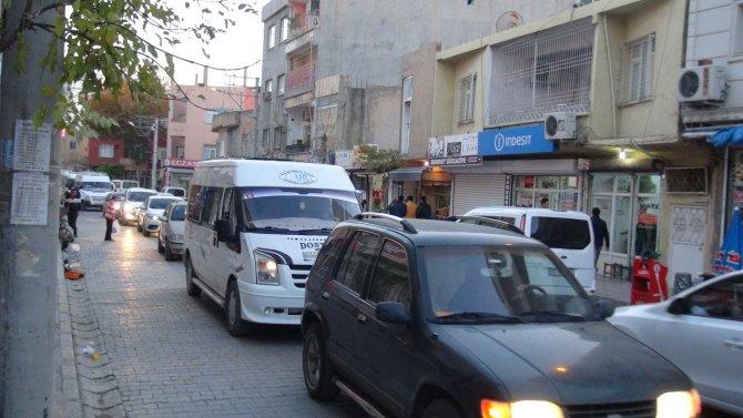 Nusaybin'de tüm ilçeye yasak uygulanacağı söylentisi paniğe neden oldu