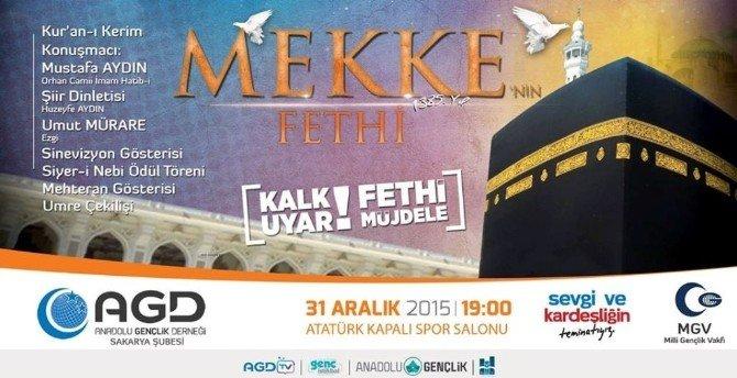 Mekke'nin Fethi Programının Tanıtım Toplantısı Gerçekleşti