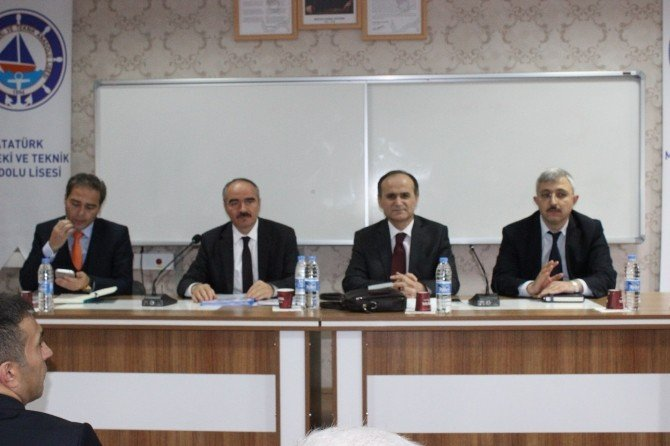 İlçe Milli Eğitim Müdürleri Toplantısı
