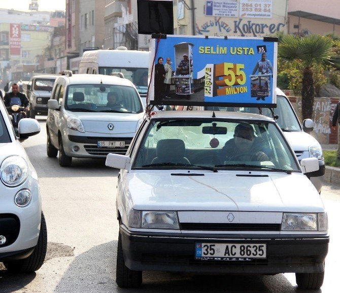 Şarkılı Türkülü Şans Dağıtıyor