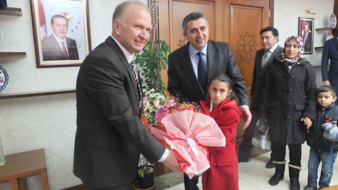 Nevşehir'de 5 bin 500 göçmen yaşıyor