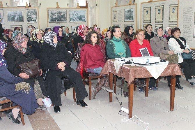 Niğde'de Kadınlara Yöresel Ürün Geliştirme Kursu Veriliyor