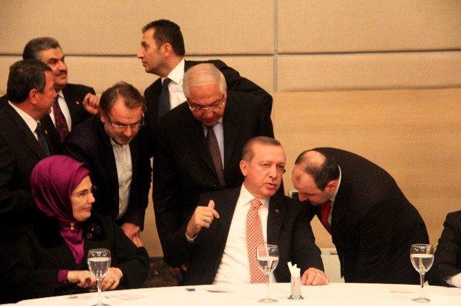 Nakıboğlu Cumhurbaşkanı Erdoğan İle Görüştü