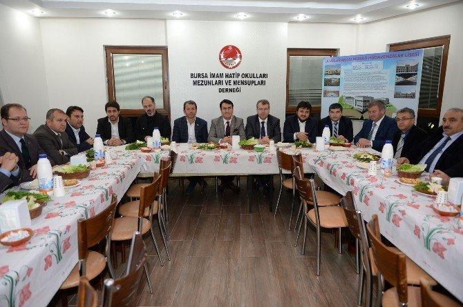 Osmangazi Tarihinin En Büyük Eğitim Yatırımı Hizmete Hazır