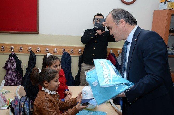 Pamukkale Belediyesi'nden Öğrencilere Geri Dönüşüm Eğitimi