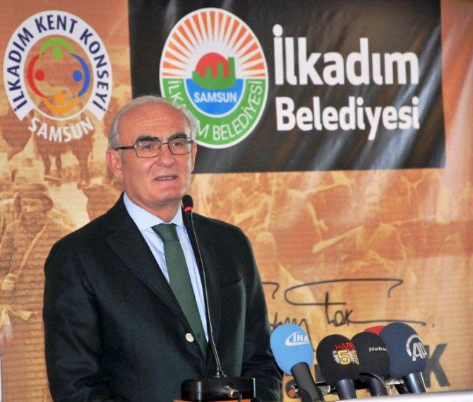 Ermeni meselesi Samsun'daki sempozyumda tüm yönleriyle tartışılacak