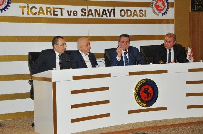 Samsun TSO'dan Bankacılarla İstişare Toplantısı
