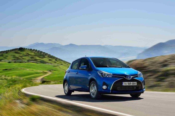 Toyota modellerinde 8 bin liraya varan indirim