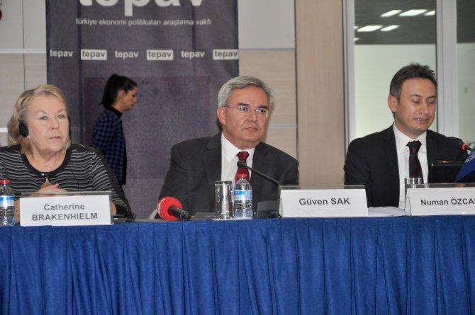 TEPAV: Kömür madenlerinde en kötü iş güvenliği ve sağlığı Türkiye'de