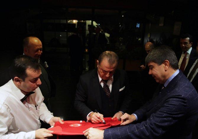TFF'den Antalya'ya ziyaret