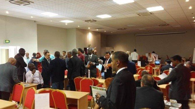 Türk İş Adamları Moritanya'ya Uzandı