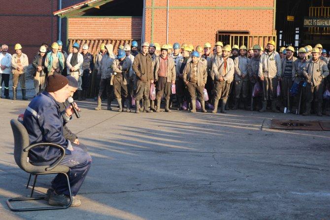 TTK'da yeni üretim panosu, kurban kesimi ve dualarla hizmete girdi