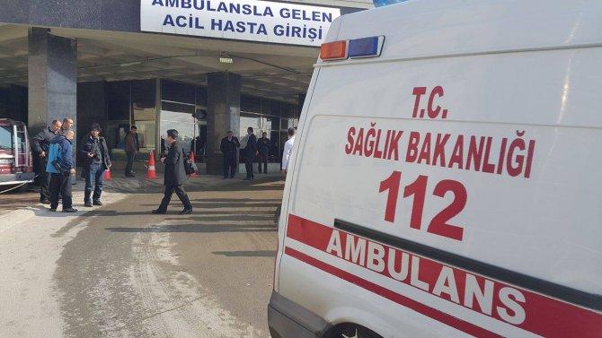 Van'da askeri araç, kaza yaptı: 7 yaralı