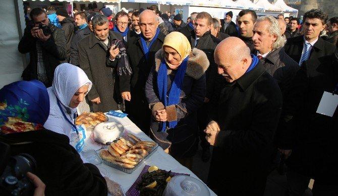 Erzurum'da Festival Havası
