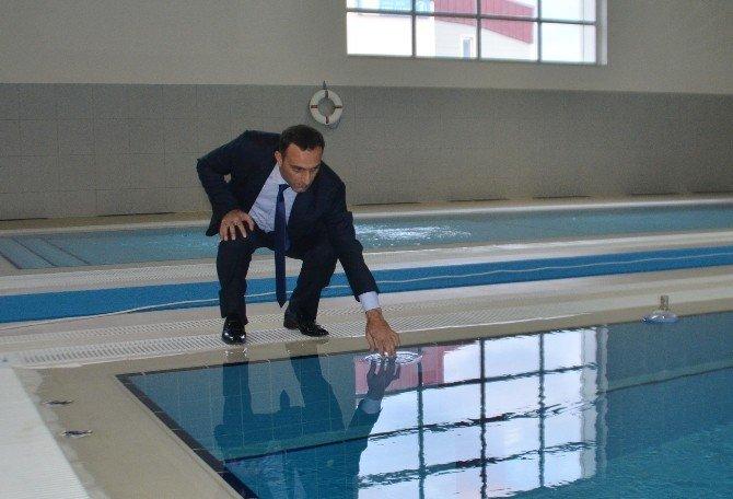 Bafra'da Yüzme Kursu Kayıtları Devam Ediyor