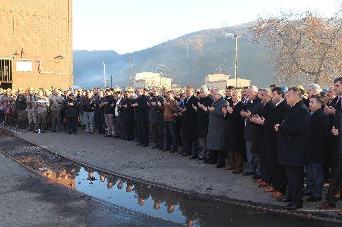 TTK Karadon Müessesesi'nde Yeni Üretim Panosu Açıldı