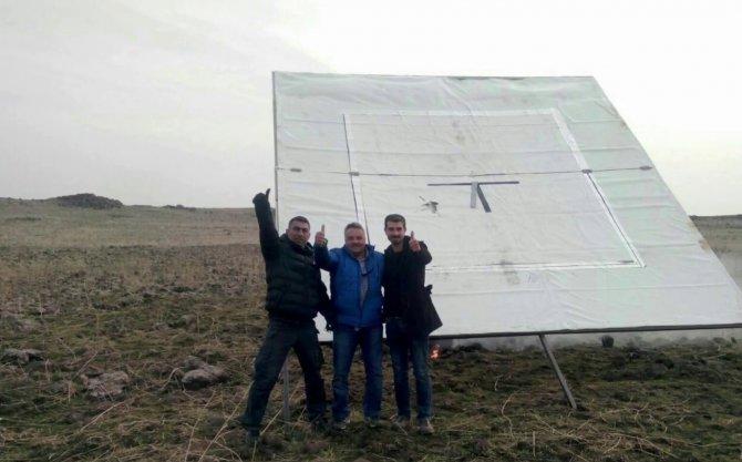 Yerli İHA Bayraktar, ilk roketli denemesini yaptı