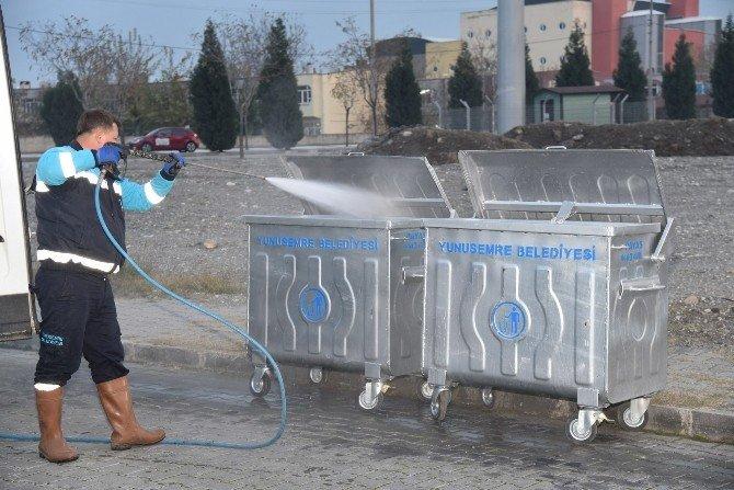 Yunusemre Belediyesi Sorunları Çözüme Kavuşturuyor