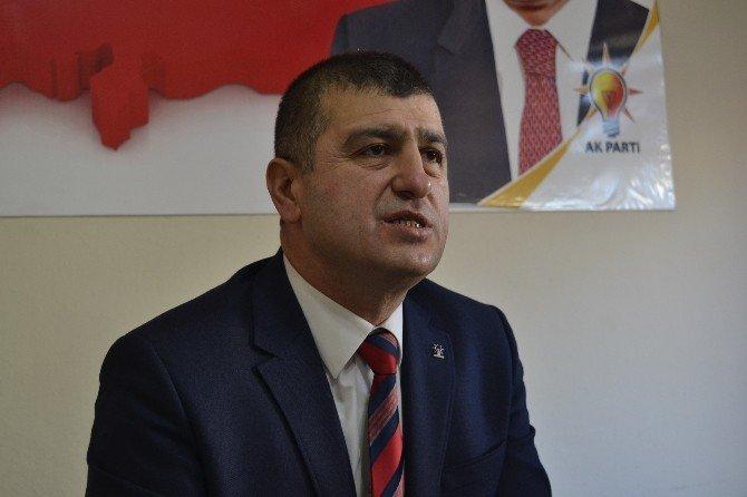 AK Parti Alaplı İlçe Başkanı Mustafa Yavuz: