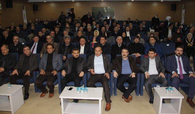 AK Parti Çorum Teşkilatı Danışma Meclisi Toplantısı