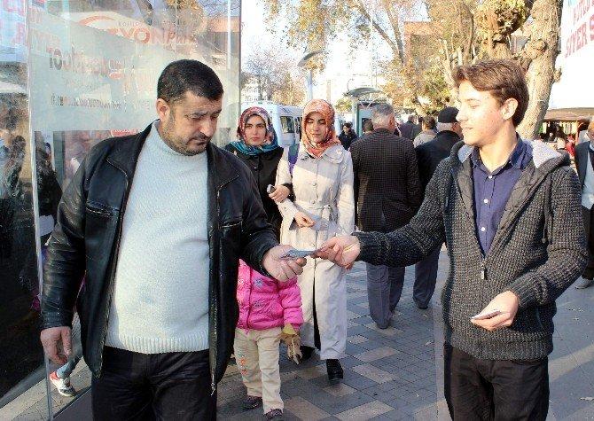 Yılbaşı Biletinin 'Haram' Olduğuna Dikkat Çektiler