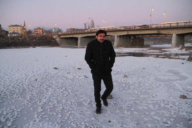 Sibirya Soğukları Ardahan'ı Esir Aldı