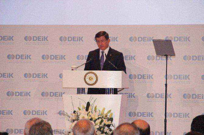 """Başbakan Davutoğlu: """"Türkiye Hiçbir Terör Örgütü İle İşbirliği Yapmadı, Yapmayacak"""""""