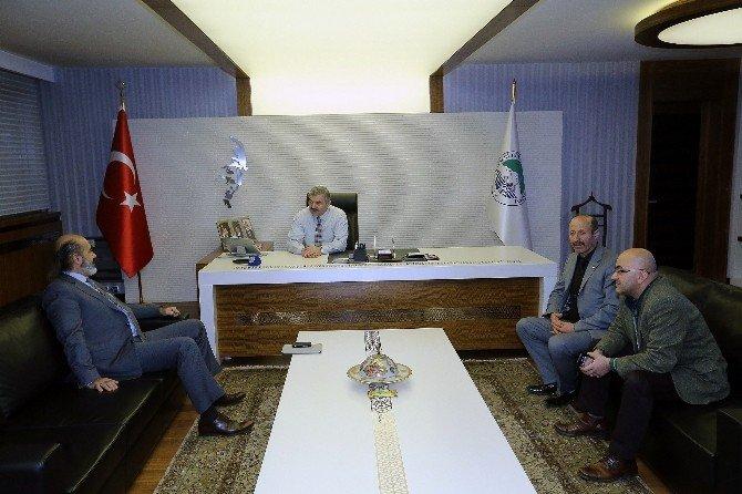 Fıs Snowboard Dünya Kupası 27 Şubat'ta Erciyes'te Yapılacak