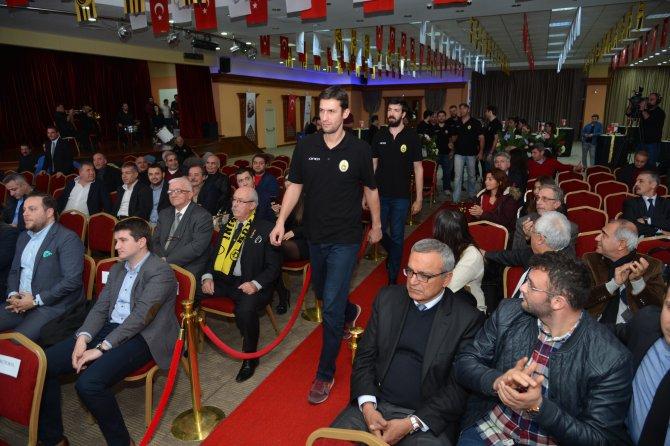 Ekrem İmamoğlu: İstanbulspor Beylikdüzü Basketbol Takımı camiaya örnek olacak